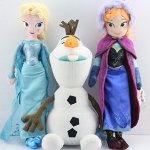Frozen Plush Toys - $25 with FREE Shipping!